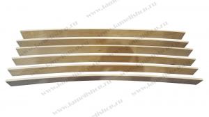 Ламели 530x50х10 усиленные Экспорт